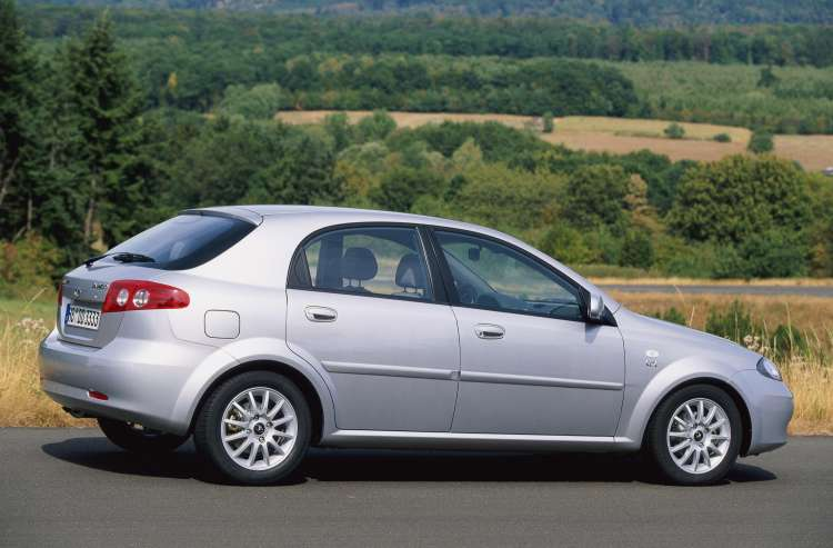 Cost of Daewoo Lacetti in Phoenix   Selling Cars in Your City